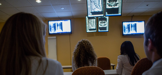 Radiology Department at Logan University