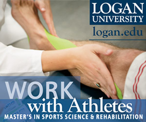 Work with Athletes with a MS in Sports Rehab
