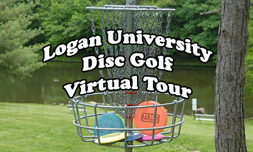 Logan University Disc Golf Course Virtual Tour