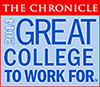 Logan University Named 2014 Great College to Work For