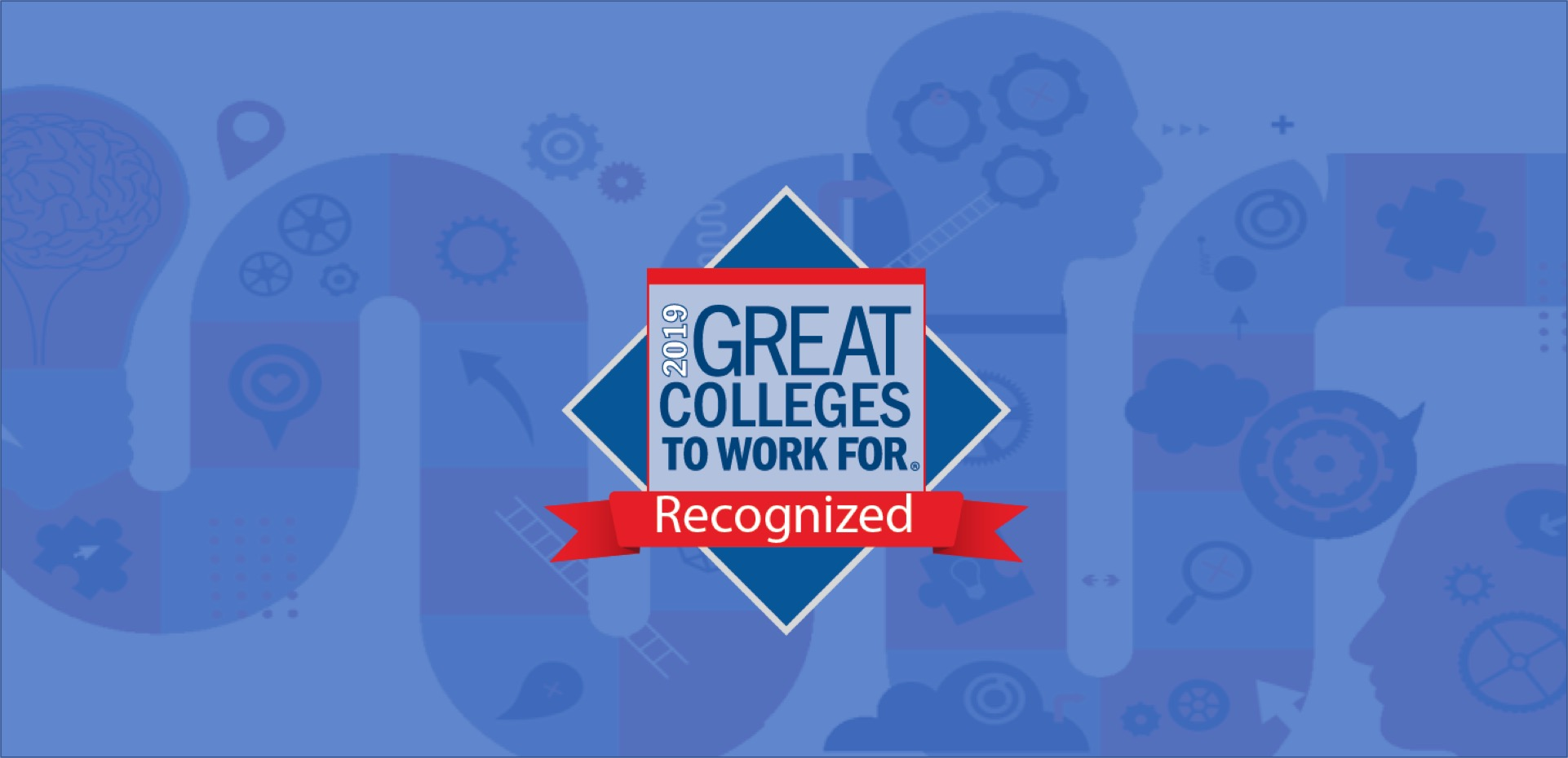Logan University Recognized as a 2019 Great College to Work For.
