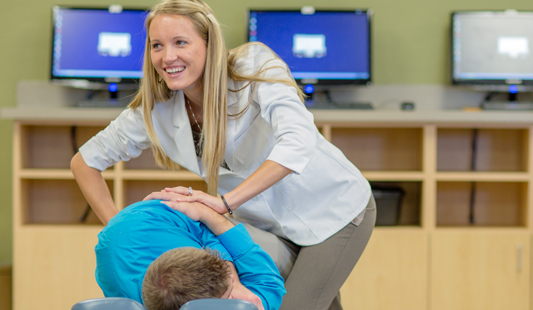 Chiropractic at Logan University