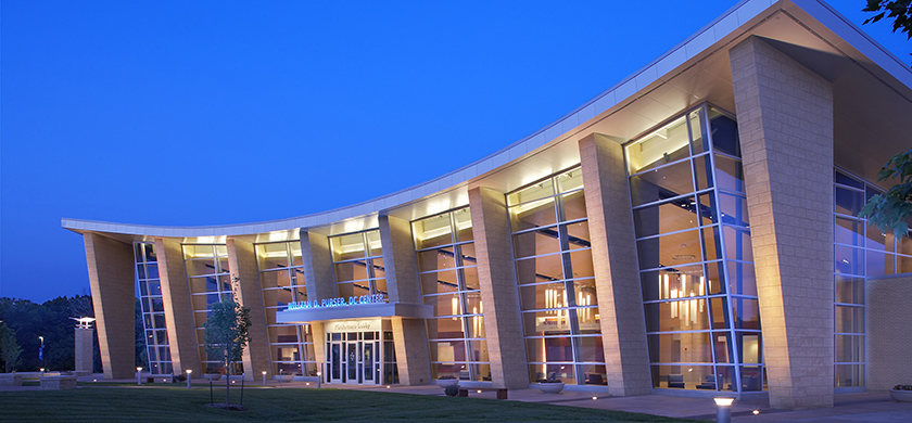 Purser Center at Logan University