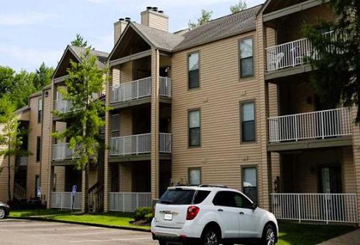 Exterior apartment photo