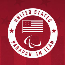 US Parapan Am logo.