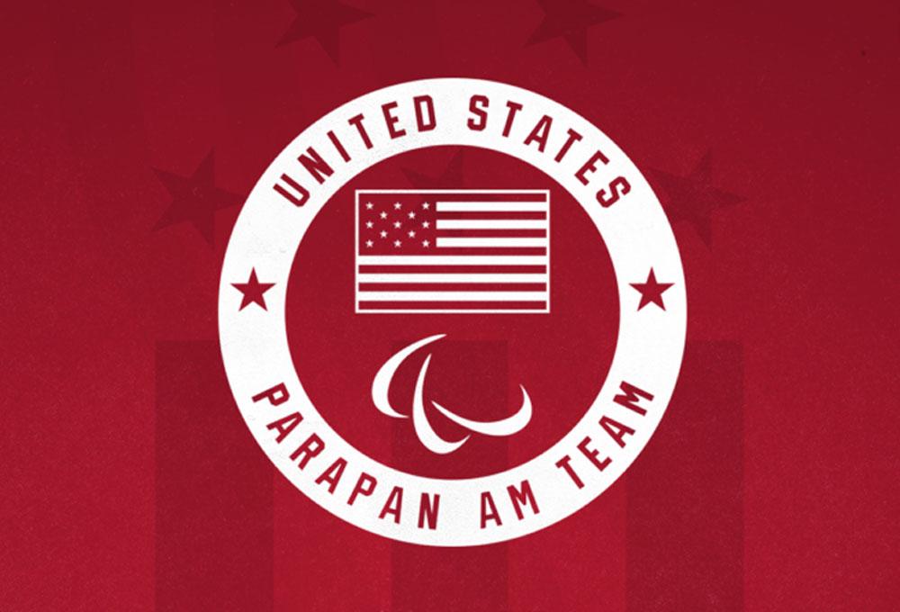 US Parapan Am logo.