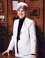 Photo of Dr. Beatrice Hagen.