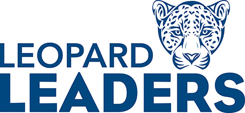 Leopard Leaders logo.