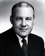 Photo of Dr. Vinton F. Logan.