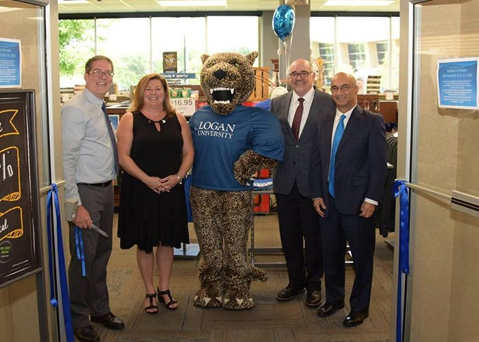 Logan bookstore grand opening.