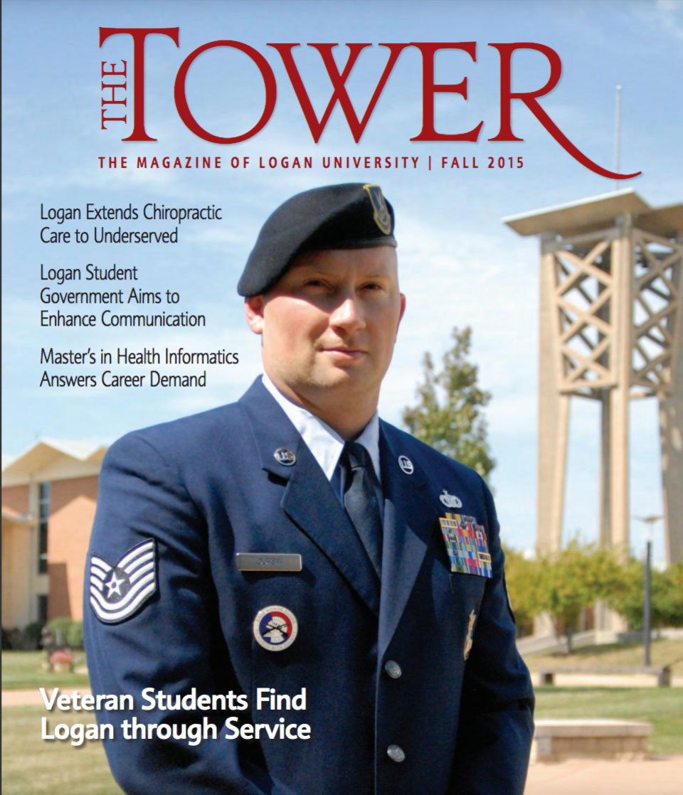 Fall 2015 Tower Cover
