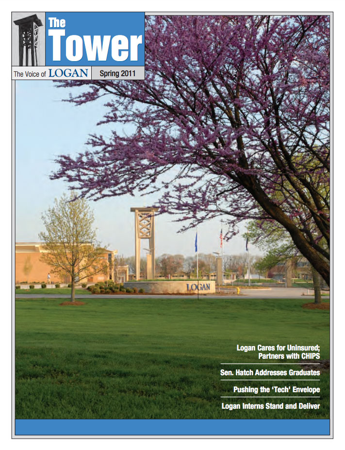 Spring 2011 Tower Cover