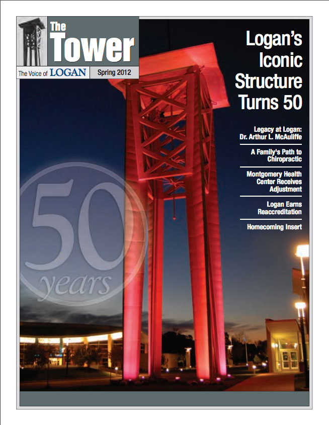 Spring 2012 Tower Cover