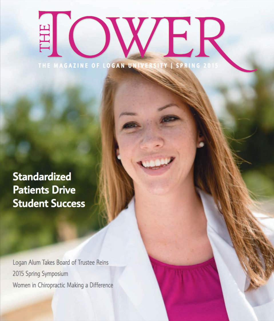 Spring 2015 Tower Cover