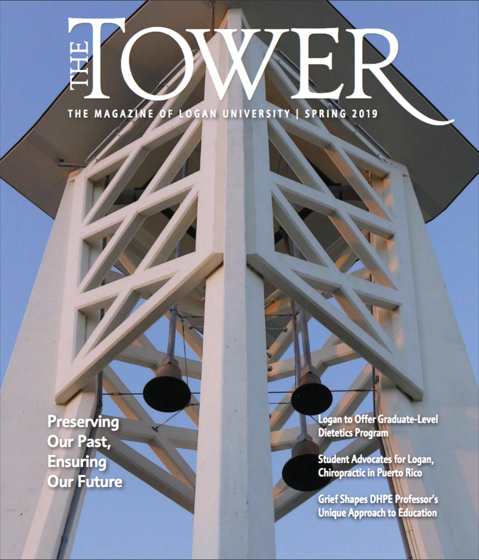 Spring 2019 Tower Cover