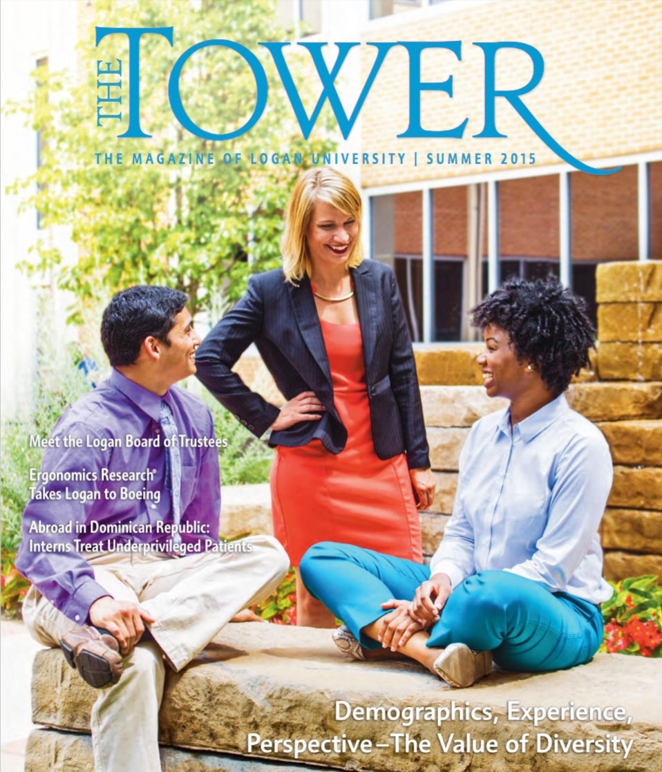 Summer 2015 Tower Cover