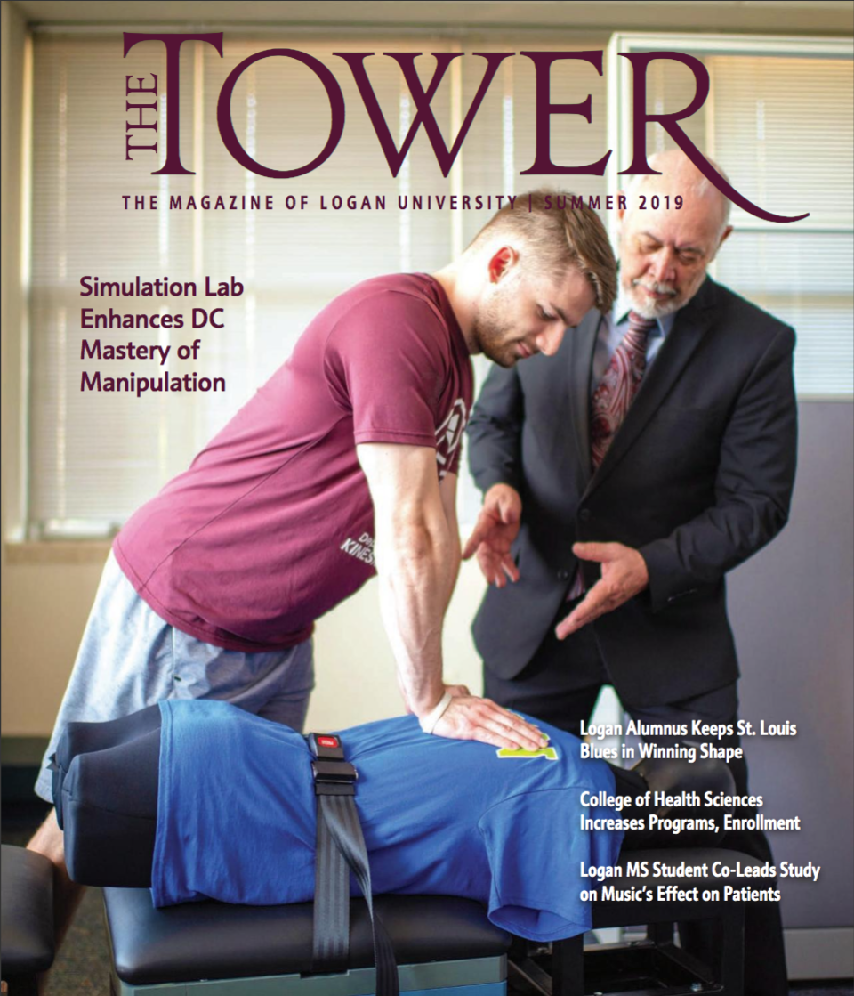Summer 2019 Tower Cover