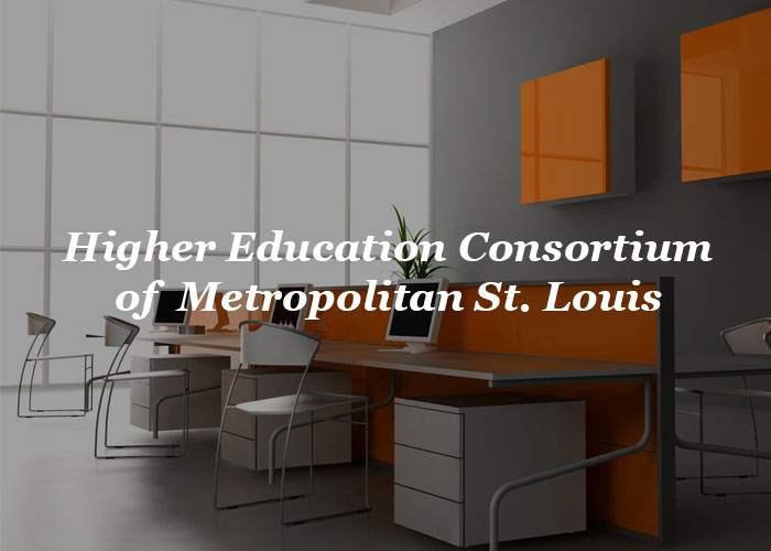 Higher Education Consortiumof Metropolitan St. Louis logo.