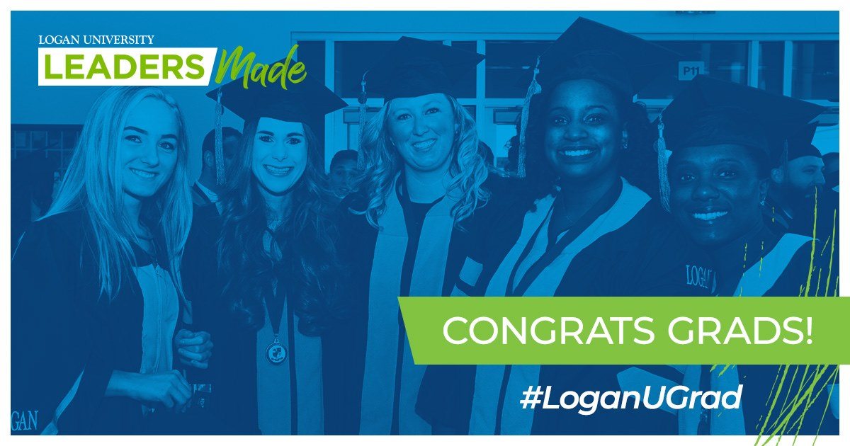 Congratulations to Logan University 2019 December Graduates!