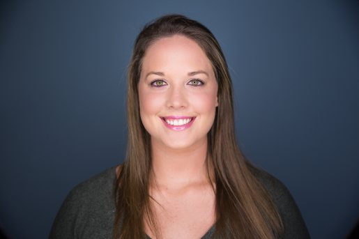 Headshot of USA Para Powerlifting Coach Caitlin Brown
