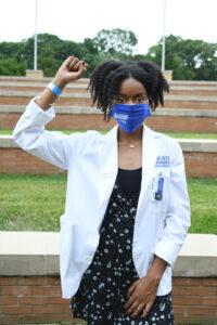 Devin Woods, trimester 5 chiropractic student