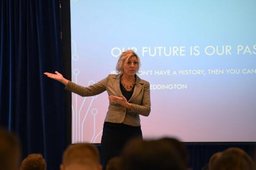 Suzanne Seekins, DC, DICS presents lecture