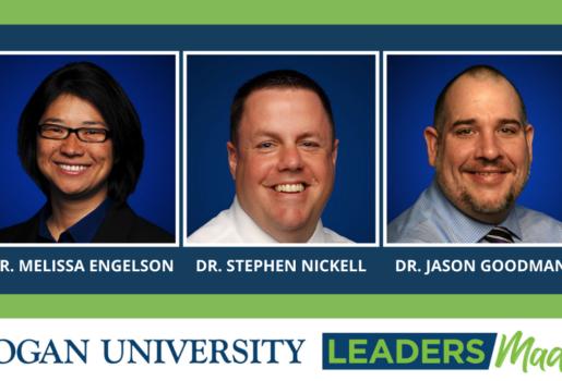 Melissa Engelson, Doctor of Health Professions Education; Stephen Nickell, EdD; Jason Goodman, PhD