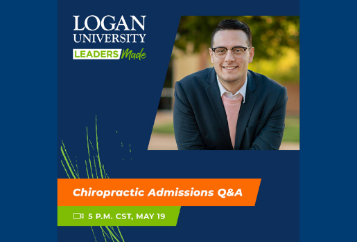 Chiropractic admissions Q&A with Sam Holyan