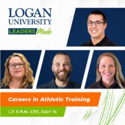 Meet the Presenters: Careers in Athletic Training Webinar