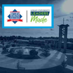 Logan named 2021 Best College to Work For